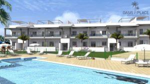 Oasis Place fase III, 3 soveroms leiligheter i La Florida