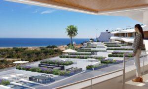 AURA, 2 soveroms leiligheter med uslåelig utsikt i Gran Alacant