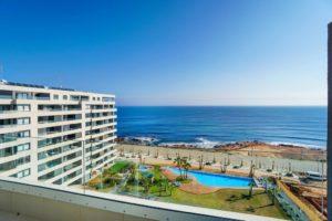 Panorama Mar (Fase 4), 2 soveroms leiligheter PÅ stranden i Punta Prima, Torrevieja