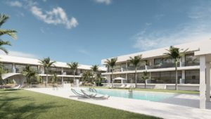 Antilia Terraces IV, 3 soveroms Leiligheter i nydelige Mar de Cristal