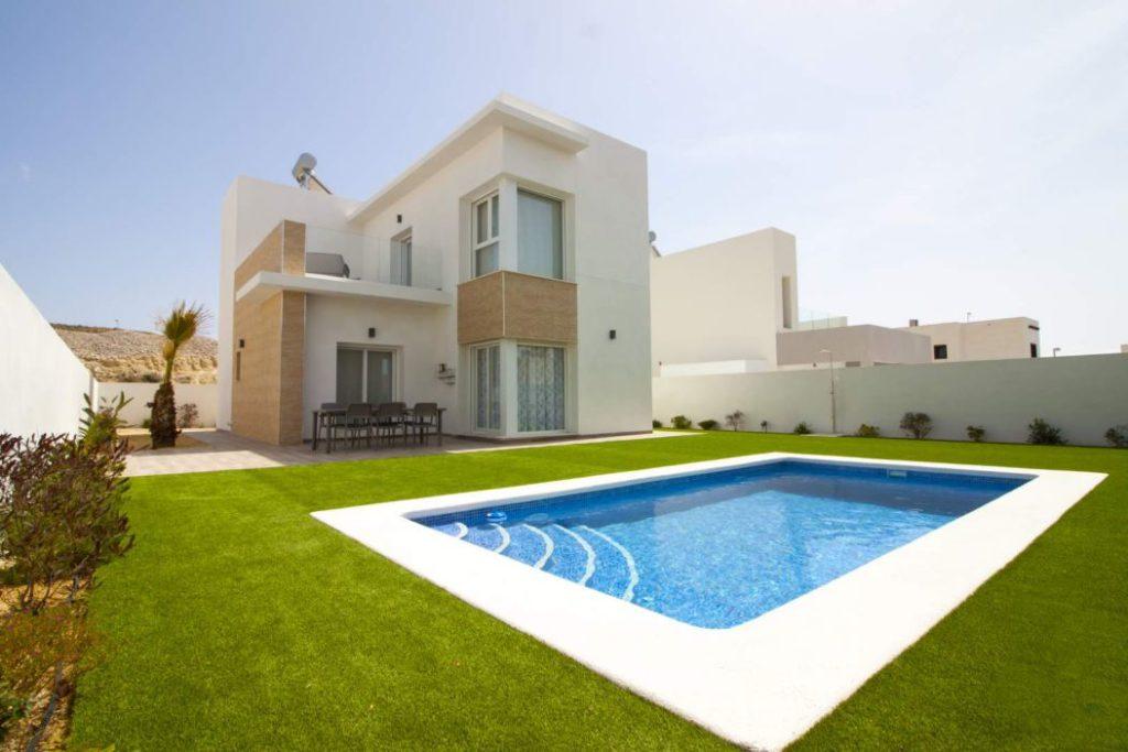 Villa Alice, Villa i Spania, Ciudad Quesada, Rojales