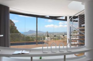 Blanca Altea, 3-4 soveroms stor villa i fjellsiden med fantastisk utsikt i Altea