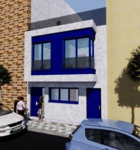 Nova Blue II, 3 soveroms leilighet midt i Torrevieja