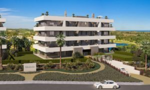 Madroño Apartment, 3 soveroms luksusleiligheter med hav & golf utsikt ved Las Colinas Golf