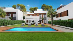Costalife III - Villa View, 3 soveroms villa i Finestrat