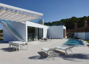 Villa Eliseo, 3 soveroms luksusvilla på golfbanen i Las Colinas