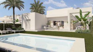 Villa Andros, 3 soveroms villa ved La Finca Golf